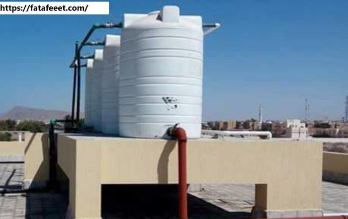 شركة تبريد مياه الخزانات في عجمان